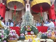 柬埔寨传统新年期间国内外游客人数增长近70%