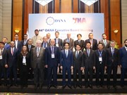 地区新闻媒体机构密集报道关于亚太通讯社组织执行委员会第44次会议的消息
