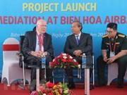 越南和美国签署意向书为残疾人提供协助