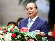 """越南政府总理阮春福出席第二届""""一带一路""""国际合作高峰论坛"""