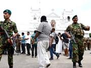 越南党和国家领导人就斯里兰卡爆炸事件向斯里兰卡领导人致慰问电
