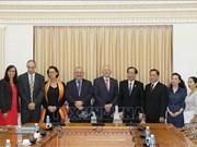 比利时瓦隆布拉邦省代表团赴胡志明市寻找合作机会