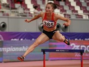 2019年亚洲田径锦标赛:越南田径摘得首枚金牌