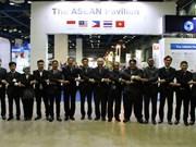 越南水产企业参加2019 年韩国首尔国际食品展