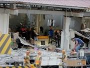 菲律宾地震:死亡人数继续增加