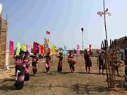 平定省山区少数民族文化体育节增进民族团结