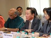 """""""印度-越南海上合作:交汇点""""研讨会在印度举行"""