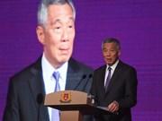 新加坡进行内阁改组