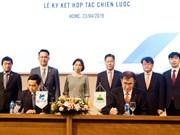 韩国现代电梯制造公司向越南和平建设集团投资5750亿越盾