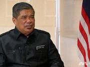 马来西亚希望加强与中国的防务合作