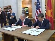 越南公安部与美国各部门加强合作