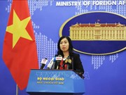 外交部发言人:越共中央总书记、国家主席将早日恢复健康并回到正常工作