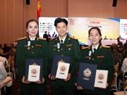 国际军事体育理事会第74届军体大会:军事体育加强团结增进友谊