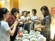 东盟美食义卖活动在印度尼西亚举行