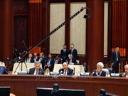 越南政府总理阮春福: 越南愿继续同中国和各国保持良好的合作以 构建有效的互利合作模式