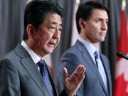 日本与加拿大强调CPTPP带来巨大利益