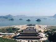 造访三祝寺虔灵旅游区群体
