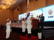 国际军事体育理事会第74届军体大会落下帷幕