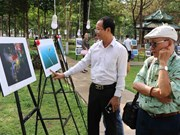 越南南中部和西原地区艺术图片节在嘉莱省举行