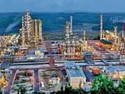 越南榕桔炼油厂运作效率超过设计能力的7%