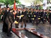 各国领导人就原越南国家主席黎德英逝世向越南党、国家、政府、人民和黎德英家属致唁电、慰问信