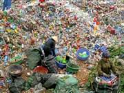 阮春福致信呼吁共同携手解决塑料废弃物问题