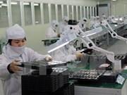 今年前4月越南工业生产保持良好增长势头