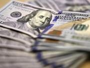 5月3日越盾兑美元中心汇率下降3越盾