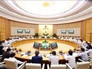 阮春福总理主持政府4月份例行会议