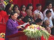 奠边省隆重举行奠边府大捷65周年庆典