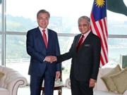 韩国推进与马来西亚和菲律宾的FTA谈判