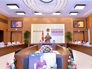 越共中央政治局关于越南法律体系建设决议总结工作指委会召开首次会议
