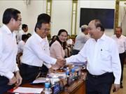 政府总理阮春福:南部经济区基础设施互联互通是一个亟待解决的重大问题