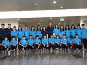 越南U15女足力争入围2019东南亚U15女足锦标赛决赛圈