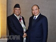 加深越南与尼泊尔的友谊
