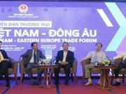 越南对东欧市场出口产品潜力巨大