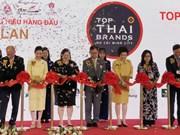 2019年泰国顶尖品牌展吸引近250家企业参展