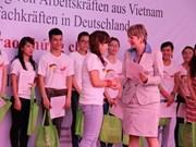 越南招聘230名护理员赴德国学习和工作