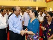 越南政府总理阮春福:发展的最终目的是为人民服务