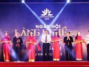 2019年东盟手工艺村旅游节在北宁省举行