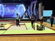 2019年越南机器人大赛总决赛:雒红大学LH-WAO队获冠军