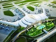 阮春福要求完善龙城国际航空港建设项目可行性研究报告