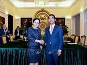 越南与罗马尼亚政治磋商在河内举行
