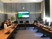 越南国会法律委员会代表团访问荷兰