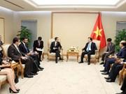 越南愿与法国扩大航空领域的合作