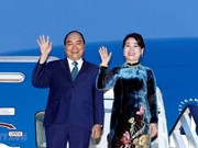 阮春福总理将对俄罗斯、挪威和瑞典进行正式访问