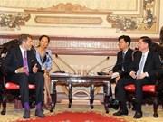 充分挖掘胡志明市与奥地利合作潜力