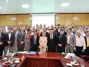 越南与巴西扩大双边贸易