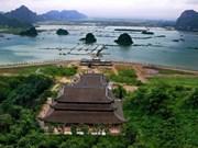 三祝寺-越南充满吸引力的宗教旅游胜地
