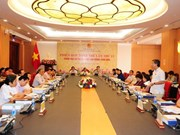 越南国会社会问题委员会召开第13次全体会议